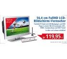 21.5 Zoll Full-HD LCD Fernseher für 119,95 € bei Pollin + Gewinnspiel 100 €