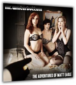 "Gratis-MP3-Album ""The Adventures Of Matt Eagle"" der Band ""Mr. Winterbottom"""