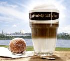 Gratis Quarkbällchen zu jedem XL Kaffee & Latte -> NUR BEI ARAL