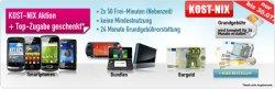 Handybude kontert eteleon: Kost-Nix Aktion mit 100€ bar (ohne Testoptionen!)