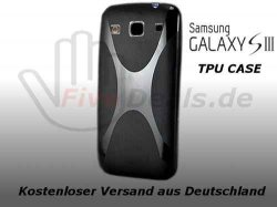 Samsung Galaxy S3 I9300 TPU Case Cover Schutzkappe Hülle nur 3,90 € inkl. VSK