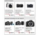 Kamera für den Urlaub? Bis zu 70% auf Topmarken-Kameras sparen bei @Meinpaket