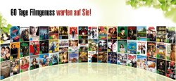 Lovefilm Flatrate für 6 Monate für nur 18,99€  + 2 Monate Gratis