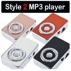 MP3 Player in 3 verschiedenen Ausführungen für nur 3,16€ bei eBay