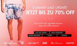 Rabatte von bis zu 70% im Frontline Summer Sale + 10€