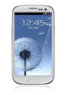 Samsung Galaxy S3 für 16,95 Euro/monatlich mit Vertrag @eBay.de