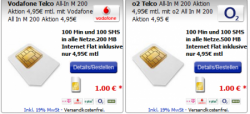 Telco All-In M 200 Sim Only für 4,95€