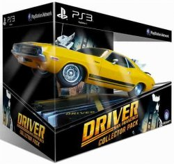 Driver San Francisco Collectors Edition – PS3 – 19,99 Euro @bücher.de