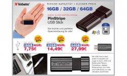 @zoombits: USB-Sticks mit hohen Kapazitäten – bis zu 81% Rabatt inkl. Versand