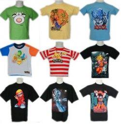 verschiedene Comic T-Shirts für 4,99 Euro inklusive Versand @eBay