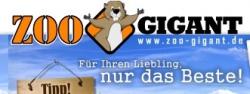Zoo-Gigant-Gutscheine, auch für Futter!