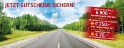 20€ Shell Gutschein gratis  für eine Kia Probefahrt