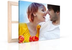 25% + 10€ auf Fotos auf Leinwand, Acryl oder als Poster