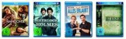 3 Blu-rays für 21€ versandkostenfrei @ amazon