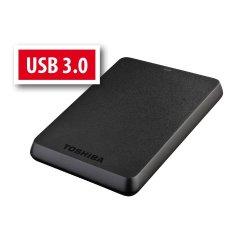 750 GB USB3.0-Festplatte (Toshiba STOR.E BASICS) nur 59,99 € @ playit.de