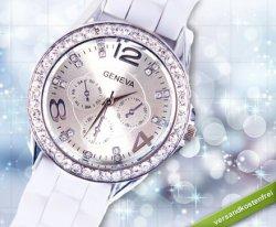Chronograf Geneva in 10 verschiedenen Farben für nur 9,99€ inkl. Versand bei dailydeal.de