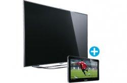 Die große Samsung 2-für-1-Aktion: Samsung Smart TV kaufen, Samsung Galaxy Tab gratis bekommen
