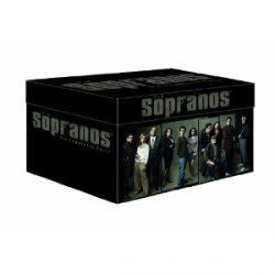 Die Sopranos – Die ultimative Mafiabox  [28 DVDs] 49,97 Euro @Amazon