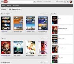 Google Film-Channel auf Youtube mit kostenlosen Filmen!