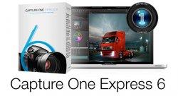 Gratis: Bildbearbeitungs-Software Capture One Express 6 (statt 69 Euro)