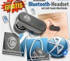 GRATIS statt 26,99 €: Bluetooth-Headset XHS-210 mit One-Touch-Bedienung (zzgl.Versand) auf peal.de