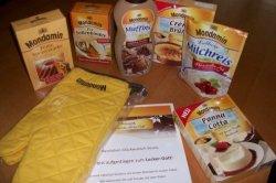 Grosses Schlemmer Paket von Mondamin gratis über Facebook