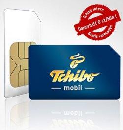 tchibo prepaid karte mit 0 ct min tchibo intern. Black Bedroom Furniture Sets. Home Design Ideas