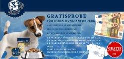 Hundefutter Gratisprobe anfordern + die Chance auf einen 100,- Euro Einkaufsgutschein