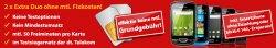 komplett kostenlos Angebote bei getmobile Samsung, LG, Huawei Handy für 0€ bei getmobile