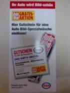 """[LOKAL] """"Kostenlose"""" Autowäsche bei Esso mit AutoBild-Gutschein für 1,60€ ab 07.09.12"""