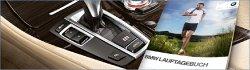 kostenloses BMW Lauftagebuch auf runnersworld.de bestellen