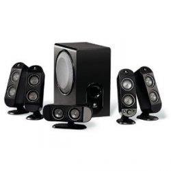 Logitech X 530 – 5.1-Kanal Lautsprechersystem für 25€ ( Idealopreis: 49,50)