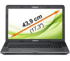"""Medion Akoya P7624 17.3"""" Notebook mit Intel i3 und GeForce 630M für nur 379 € + Versand @avalounge.de"""