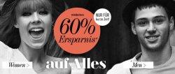 Mindestens 60% auf alles bei dress-for-less + 10€ Gutschein
