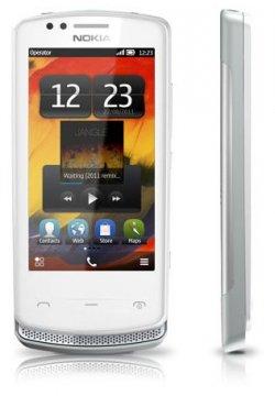 Nokia 700 white-silver Smartphone, inkl. 15,-€ Xtra-Card nur 89,06€ @ Otto. Vergleichspreis ab 185€