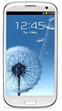 Samsung Galaxy S3 oder Galaxy Note für 0€ mit Vodafone Vertrag für monatlich 17,95€ @ logitel