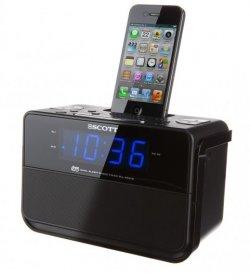 Scott i-CSX 15 NYTE iPhone/iPod Radiowecker für 22€ mit Versand @avides.de