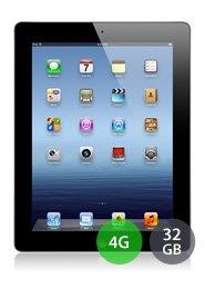 Sparhandy-Aktion: iPad 3 (32 GB WiFi + 4G) + Vodafone MobileInternet Flat 7,2 Tablet nur 29,99 € pro Monat