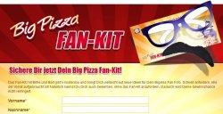 Wagner Pizza Fan-Kit mit Brille und Bart kostenlos bestellen