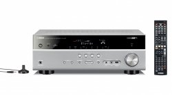 Yamaha RXV 473 (AirPlay, Internetradio, 3d-fähig) für 289,90€ VSK-frei @hifishop24.de