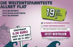 yourfone.de GUTSCHEIN: Startpaket-Gebühr von 19,90 sparen