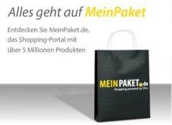 10 € Meinpaket.de Gutschein für Newsletteranmeldung bei Discountfan!!!