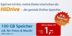 100GB Strato Online-Speicher für 1 € im ersten Jahr statt 81,80 €