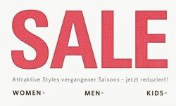 20% Gutschein für den Esprit Onlineshop – Gutschein auch kombinierbar auf bereits reduzierte Ware!