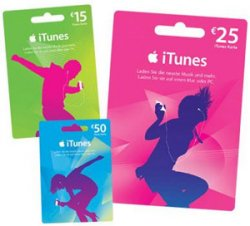 20% Rabatt auf iTunes-Karten bei Rossmann ab dem 01. Oktober