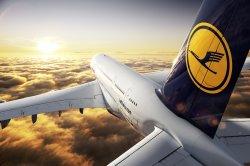 25,- Euro Lufthansa Gutschein für die erste Buchung