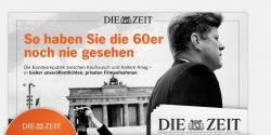 4 Ausgaben Die Zeit kostenlos + DVD (Kündigung notwendig!)