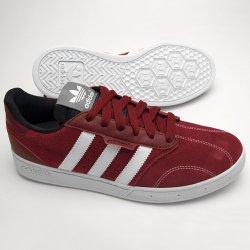 Adidas cordeo Sneaker in rot/weiß od. grau/weiß nur 39,99€ versandkostenfrei bei sc24.com
