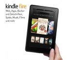 Das Amazon Tablet ist da! Kindle Fire und Kindle Fire HD ab 159€ jetzt vorbestellen