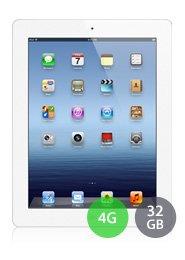 Apple iPad 3 32GB WiFi 4G – 29,99€/Monat + 35,-€ Zuzahlung (64GB 119,-€ Zuzahlung)
